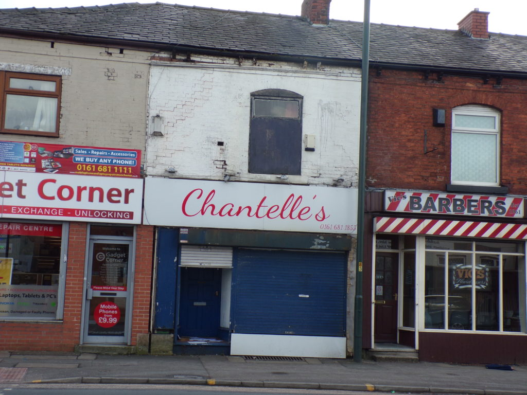Oldham Road, Failsworth