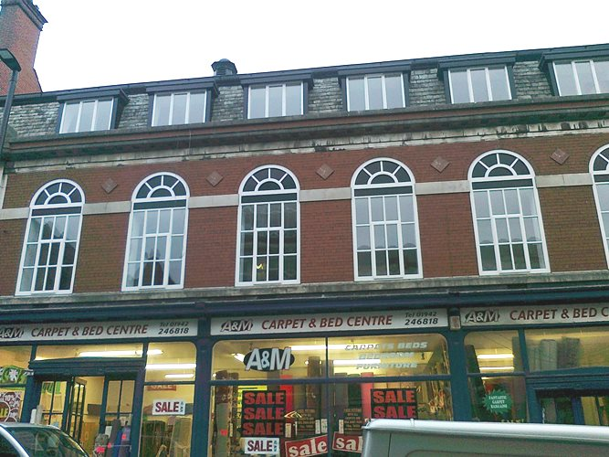 18-22 Library Street, Wigan WN1