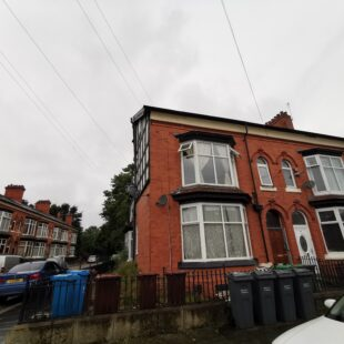 Flat 2, 50 Hermitage Road – Crumpsall