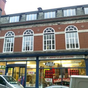 Apartment 8, 18-22 Library Street, Wigan