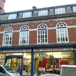 Apartment 4, 18-22 Library Street – Wigan